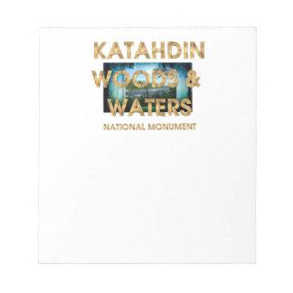 ABH Katahdin Notepads