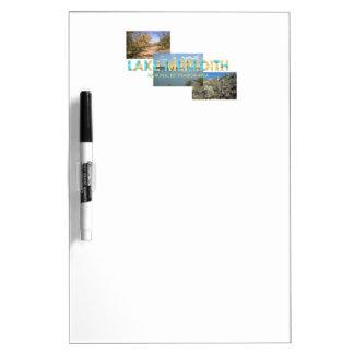 ABH Lake Meredith Dry Erase Board