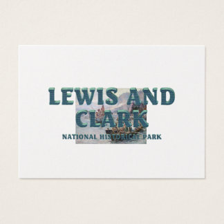 ABH Lewis and Clark NHS Business Card