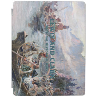 ABH Lewis and Clark NHS iPad Cover