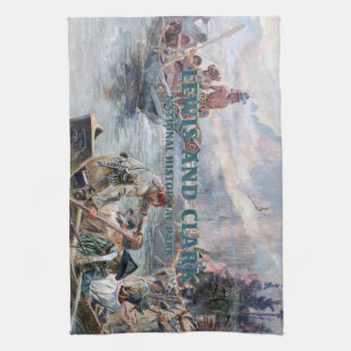 ABH Lewis and Clark NHS Kitchen Towel