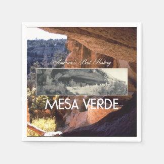 ABH Mesa Verde Paper Napkin