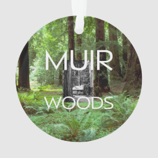 ABH Muir Woods Ornament