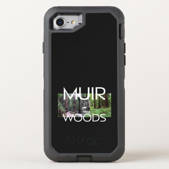 ABH Muir Woods OtterBox Defender iPhone 8/7 Case