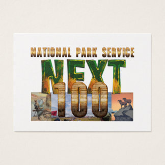 ABH National Parks Next 100 Business Card
