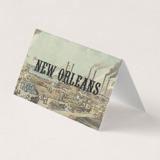 ABH New Orleans Business Card