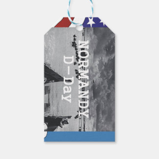 ABH Normandy Pack Of Gift Tags