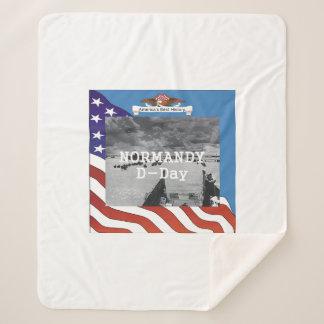 ABH Normandy Sherpa Blanket