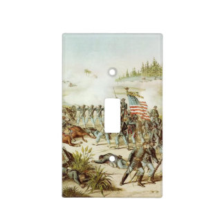 ABH Olustee Light Switch Cover