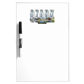 ABH Ozark Dry Erase Board