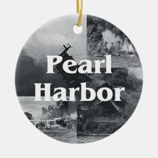 ABH Pearl Harbor Ceramic Ornament