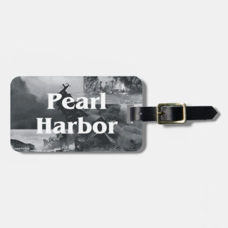 ABH Pearl Harbor Luggage Tag