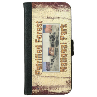 ABH Petrified Forest iPhone 6 Wallet Case