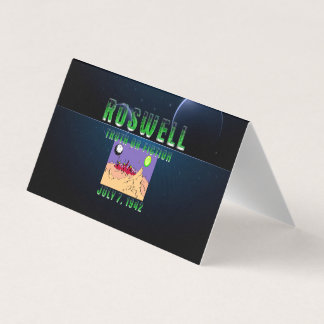 ABH Roswell Business Card