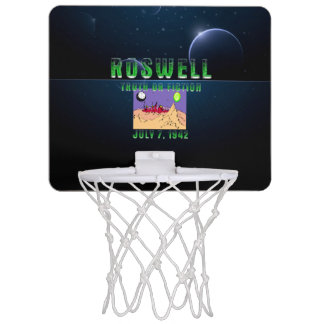 ABH Roswell Mini Basketball Hoop