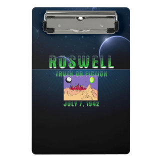 ABH Roswell Mini Clipboard