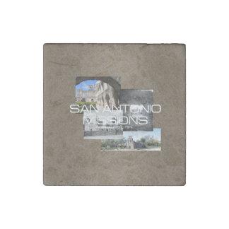 ABH San Antonio Stone Magnets