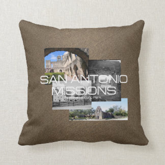 ABH San Antonio Throw Pillow