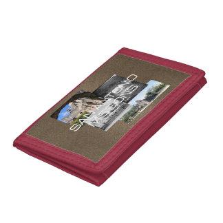 ABH San Antonio Tri-fold Wallet
