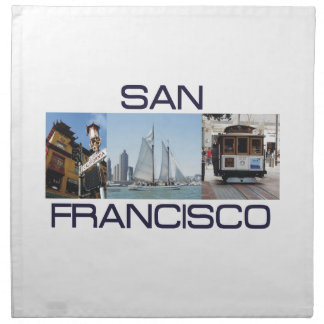 ABH San Francisco Napkins