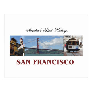 ABH San Francisco Postcard