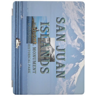 ABH San Juan Islands iPad Cover
