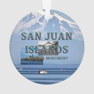 ABH San Juan Islands Ornament