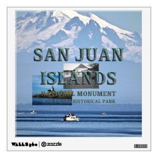 ABH San Juan Islands Wall Decal