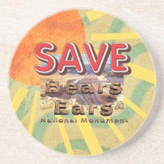ABH Save Bears Ears National Monument Coaster