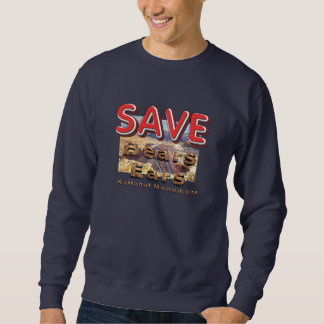 ABH Save Bears Ears National Monument Sweatshirt