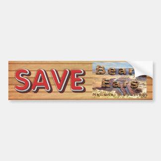 ABH Save Bears Ears NM Bumper Sticker