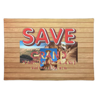 ABH Save Grand Staircase-Escalante Placemat