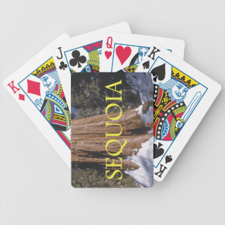 ABH Sequoia Bicycle Playing Cards