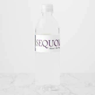 ABH Sequoia Water Bottle Label