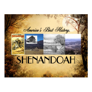 ABH Shenandoah Postcard