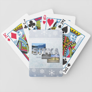 ABH Sitka Bicycle Playing Cards