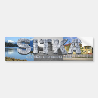 ABH Sitka Bumper Sticker