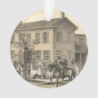 ABH Springfield Ornament