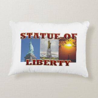 ABH Statue of Liberty Decorative Pillow