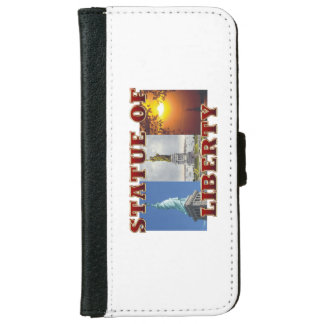 ABH Statue of Liberty iPhone 6 Wallet Case