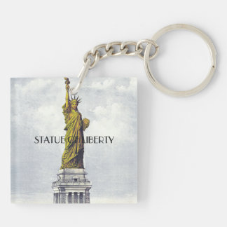 ABH Statue of Liberty Keychain