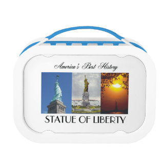 ABH Statue of Liberty Lunch Box