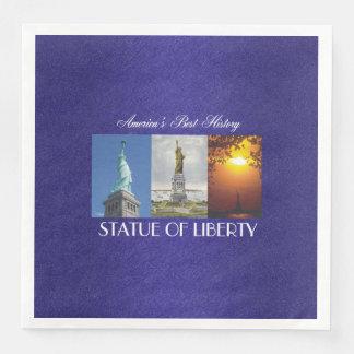 ABH Statue of Liberty Paper Napkin