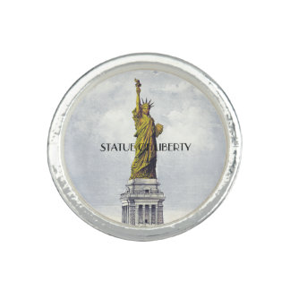 ABH Statue of Liberty Photo Ring
