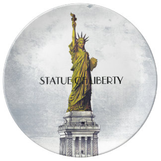 ABH Statue of Liberty Plate