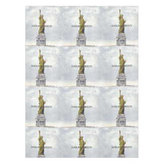 ABH Statue of Liberty Tablecloth