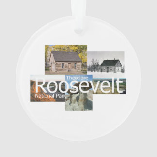ABH Theodore Roosevelt NP Ornament
