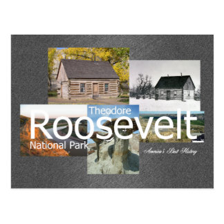 ABH Theodore Roosevelt NP Postcard
