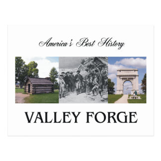ABH Valley Forge Postcard