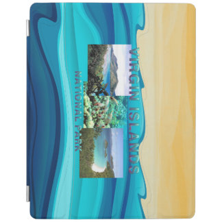 ABH Virgin Islands iPad Cover